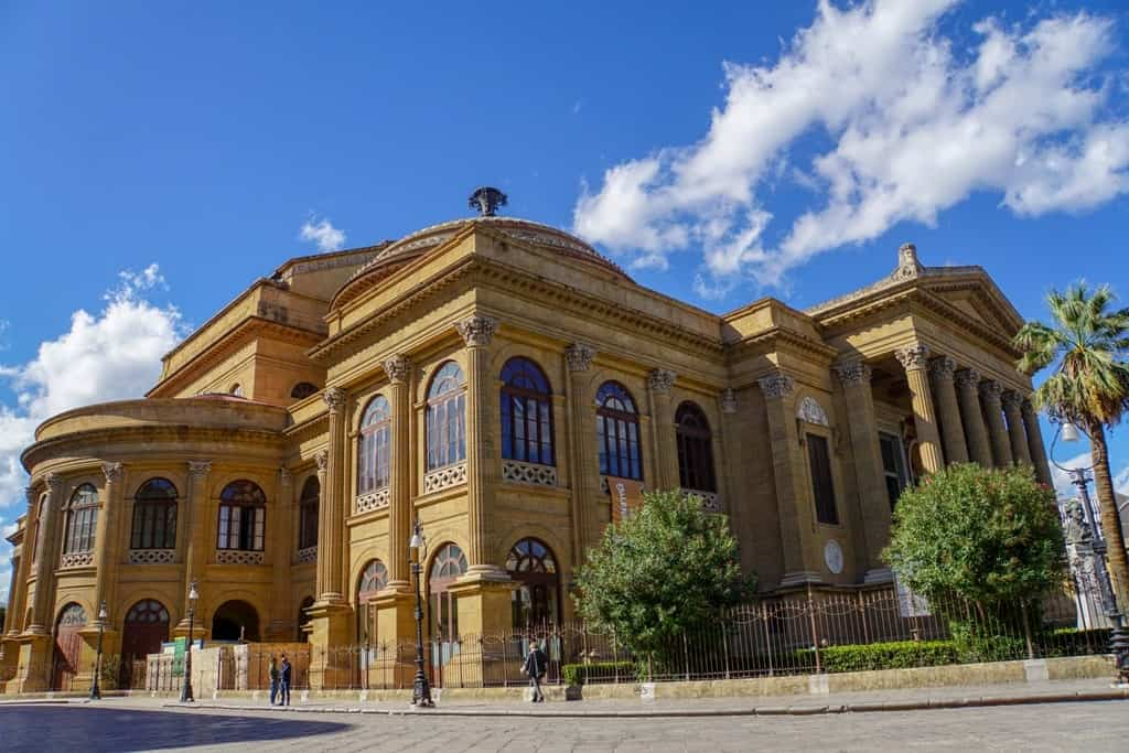 Teatro Massimo - things to do in Palermo