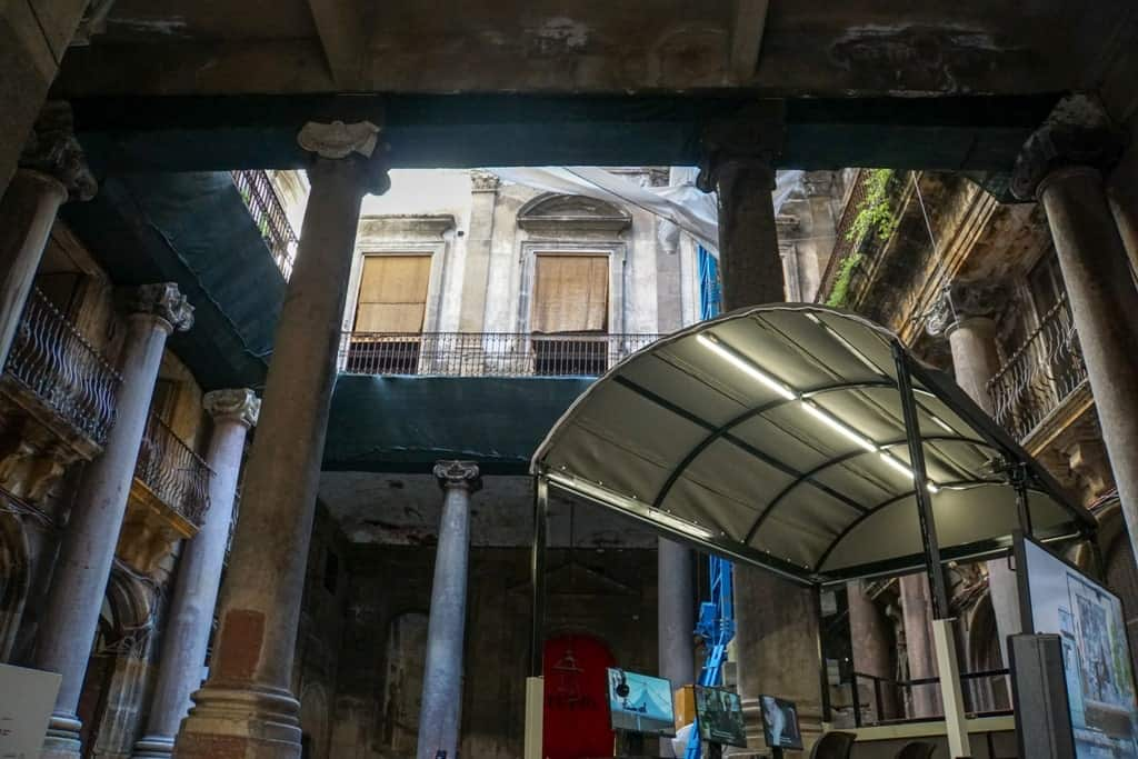Palazzo Costantino, Palermo