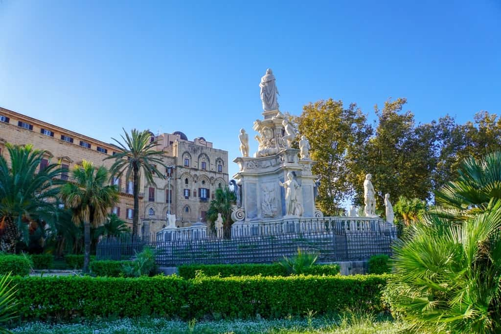 Tour the Palazzo dei Normanni -Things to Do in Palermo, Sicily in One Day