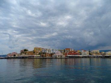Crete in October