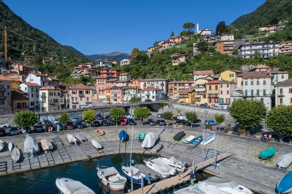 Argegno in Lake Como