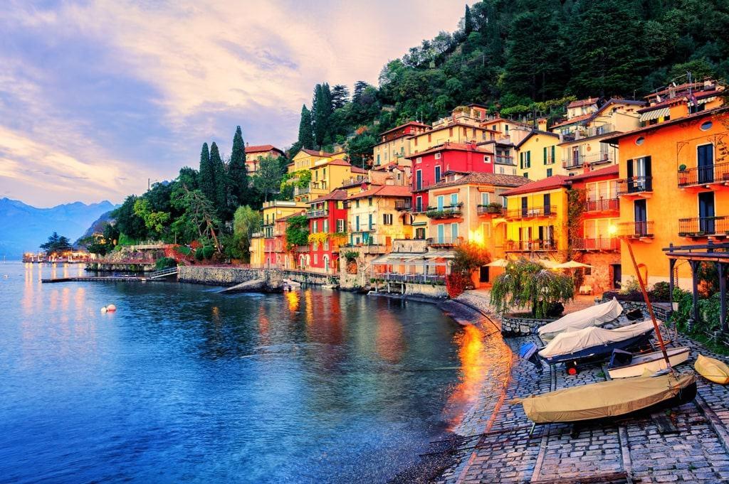 Menaggio in Lake Como