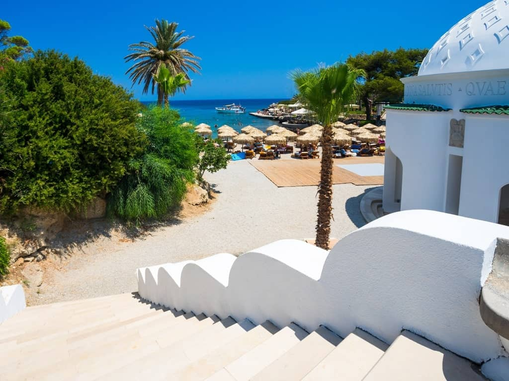 Kalithea Springs - things to do in Rhodes