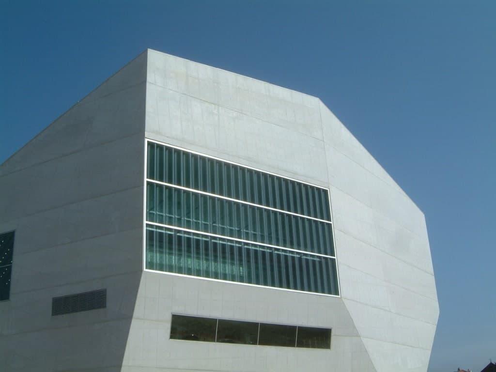 Casa da Música - 2 days in Porto itinerary