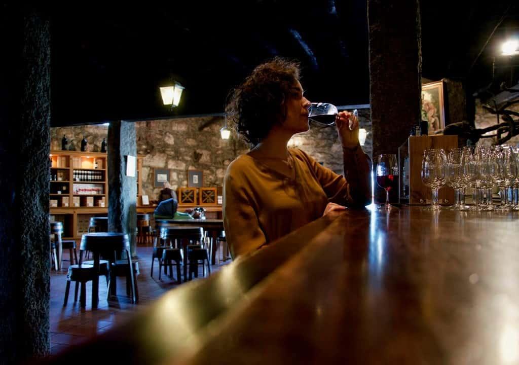 2 days in porto - drinking port wine lodges