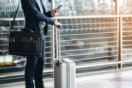Best carry on luggage for men and business trips