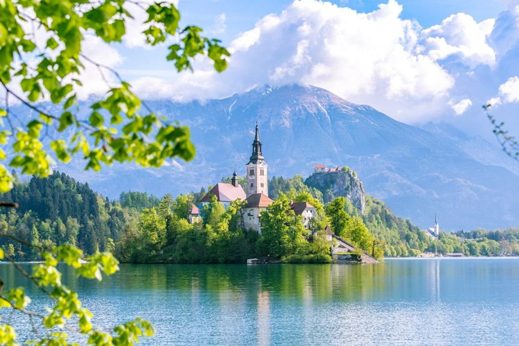 Lake Bled - Best Places to Visit in Spring in Europe