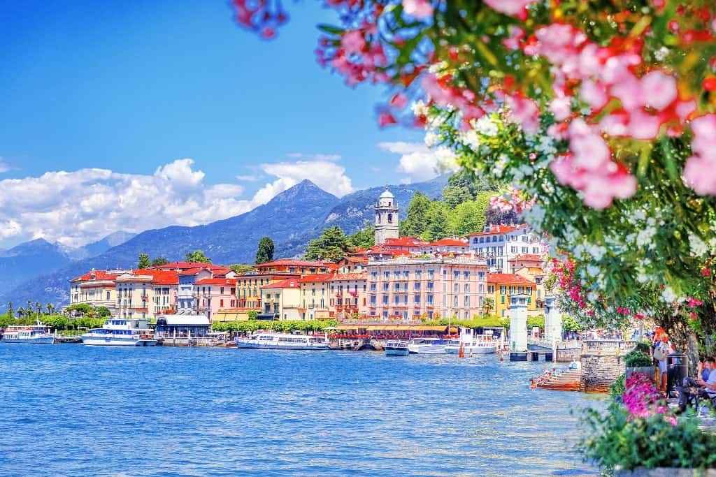 Lake Como - Best Places to Visit in Spring in Europe
