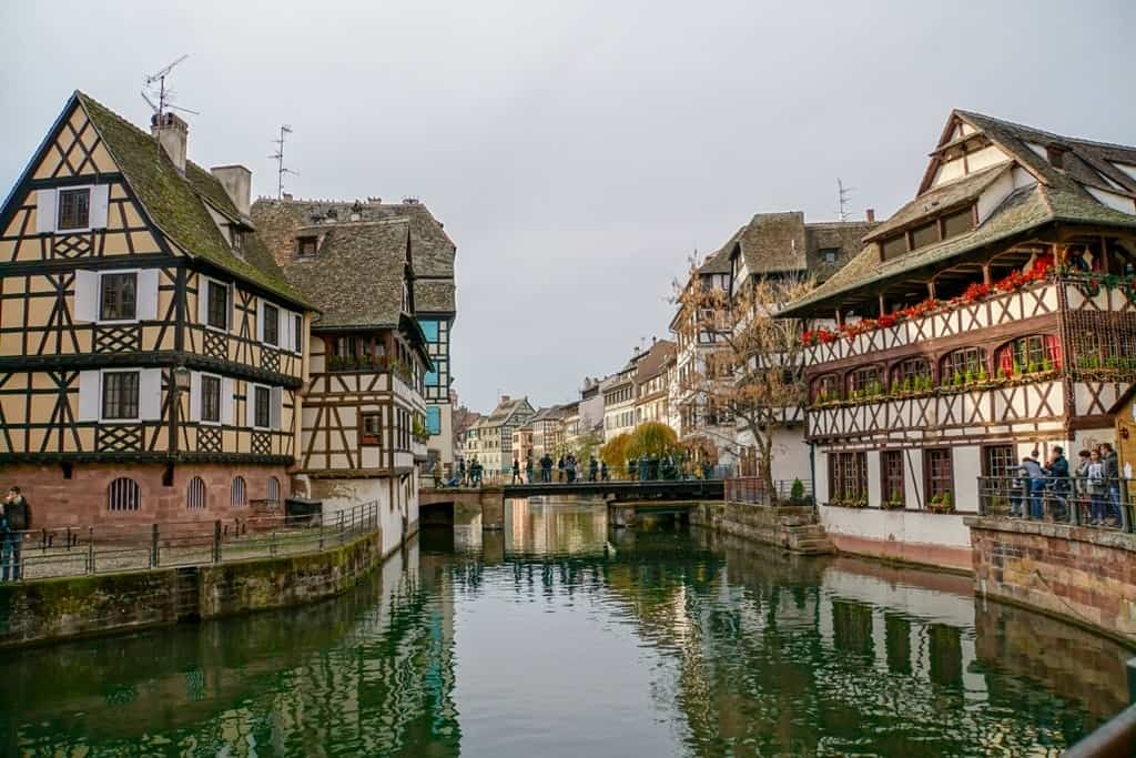 Strasbourg France Christmas Time.One Day In Strasbourg In Winter Things To Do And See
