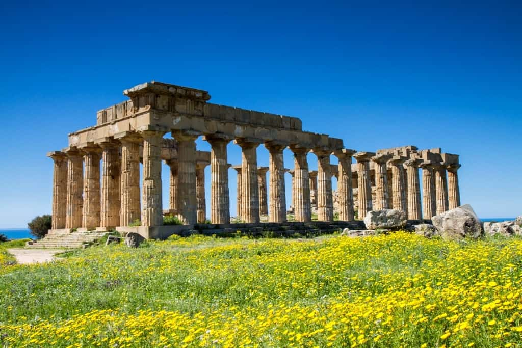 Sicily - Best Places to Visit in Spring in Europe