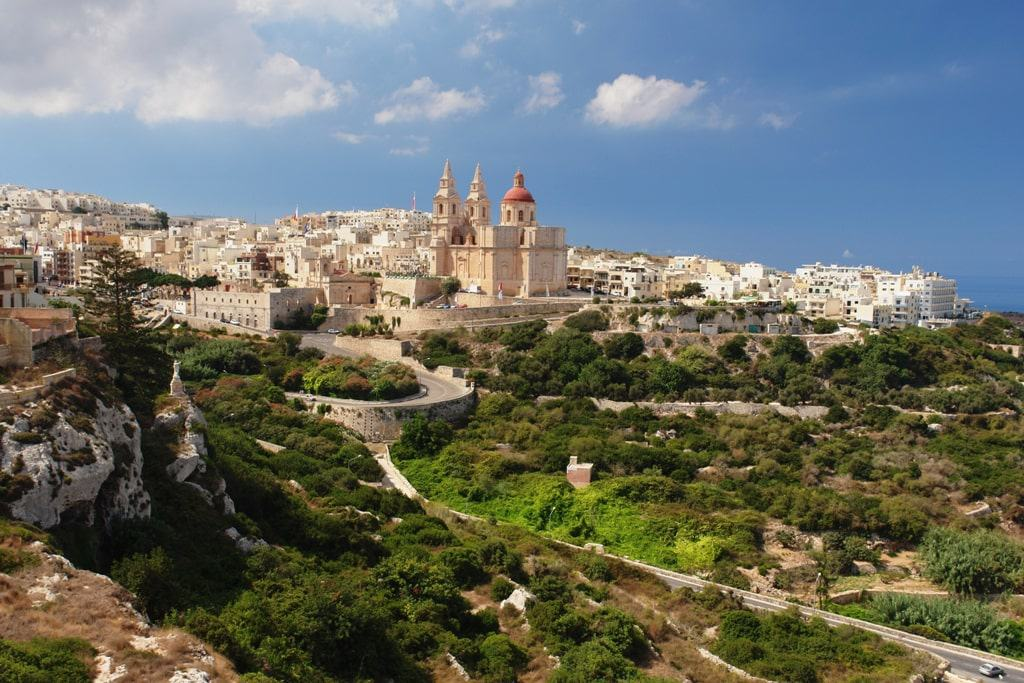 Mellieha - the best area to stay in Malta