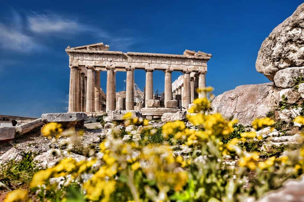Athens- Best Places to Visit in Spring in Europe