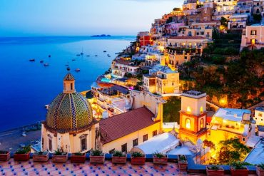 where to stay in the Amalfi Coast Italy