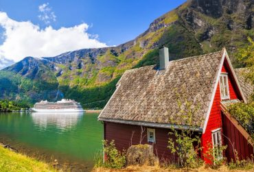 Norwegian fjords - Best Places to Visit in Spring in Europe
