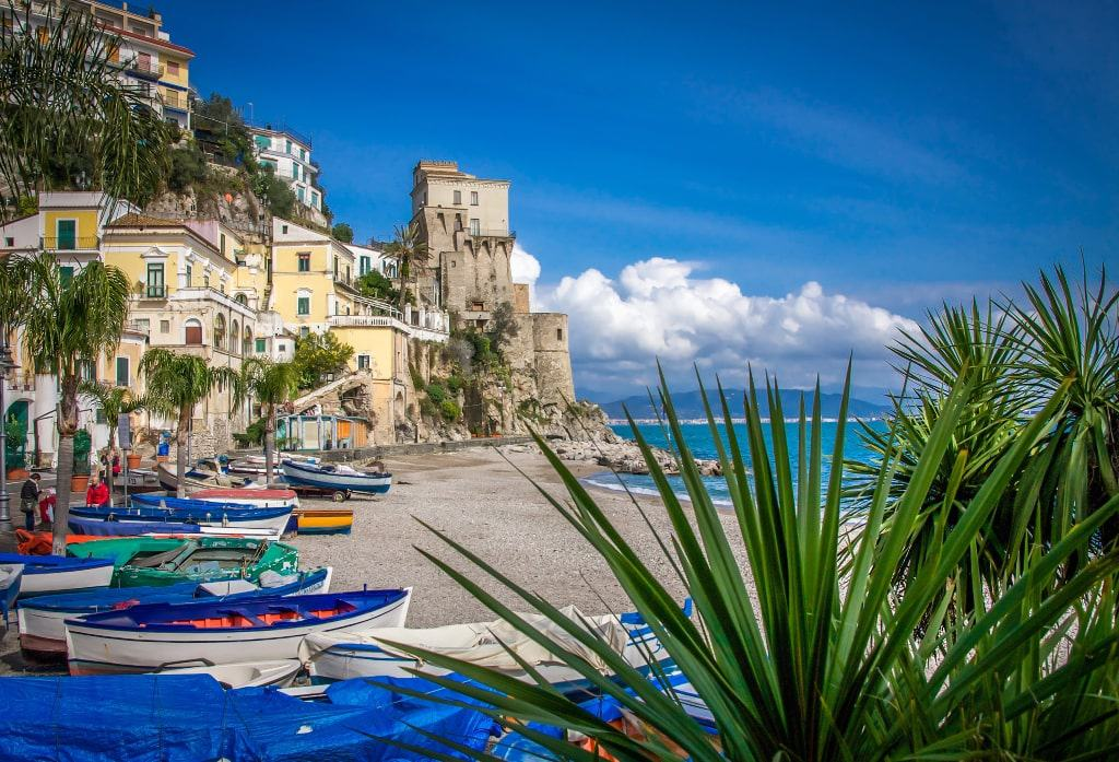 Cetara - where to stay in the Amalfi Coast