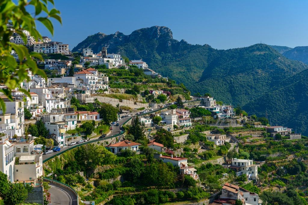 where to stay in the Amalfi Coast - Ravello