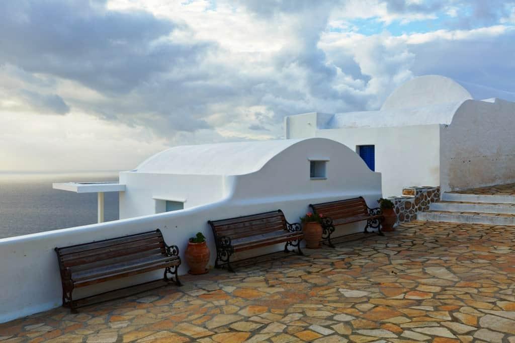 Anafi - lesser known Greek islands