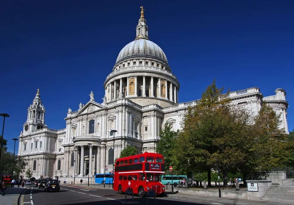 St. Paul's Cathedral - London in 7 days