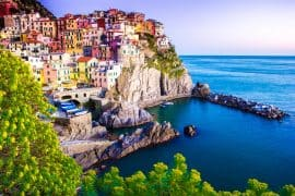 Cinque Terre - Best Places to Visit in Spring in Europe