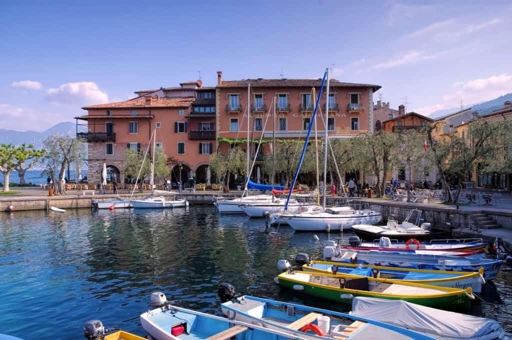 Torri del Benaco - town in Lake Garda