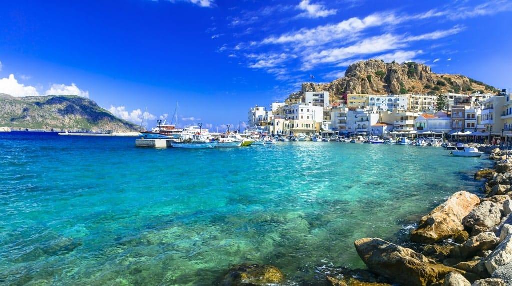 Karpathos - quiet Greek island