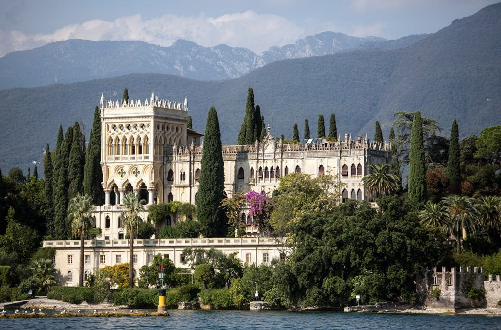 A villa in Isola del Garda - what to do in lake Garda