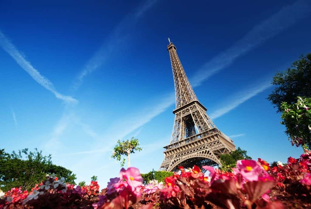 Paris - Best Places to Visit in Spring in Europe