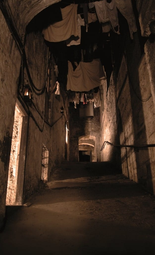 The Real Mary King's Close - 3 days in Edinburgh