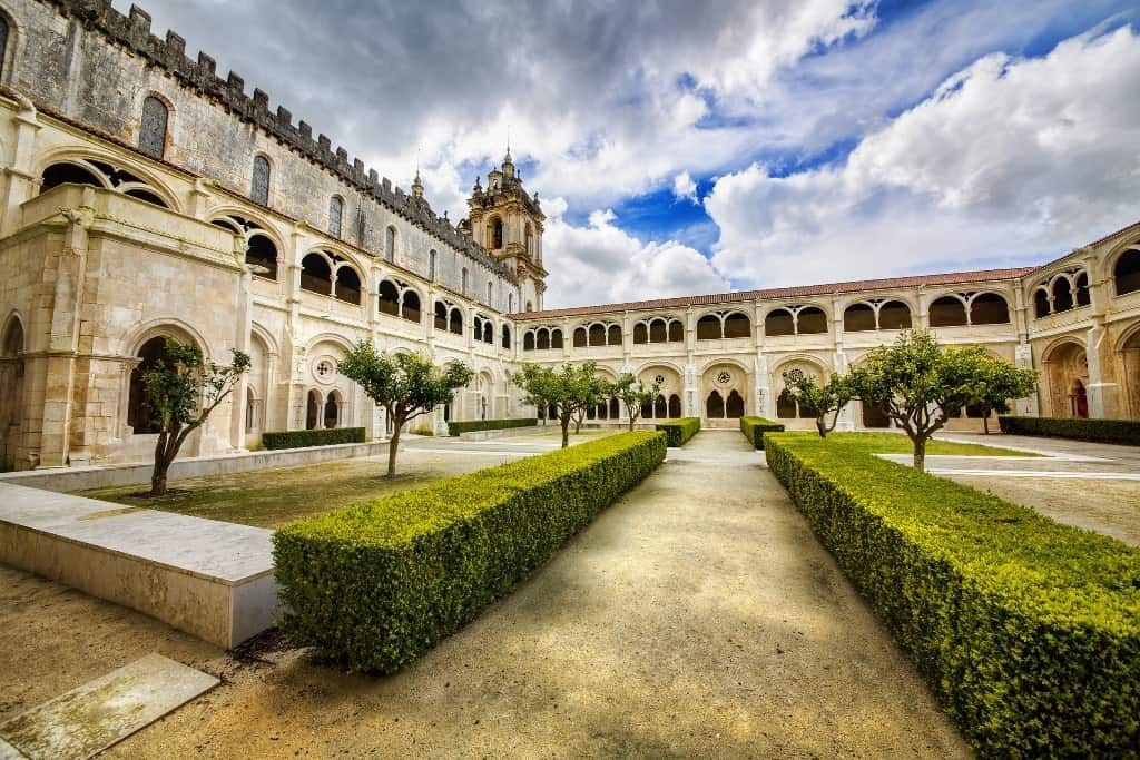 Alcobaca Monastery - day trips from Lisbon