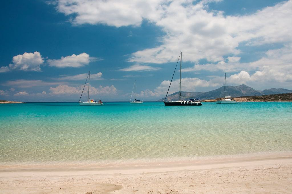 Best Beaches in the Greek Islands | travelpassionate com