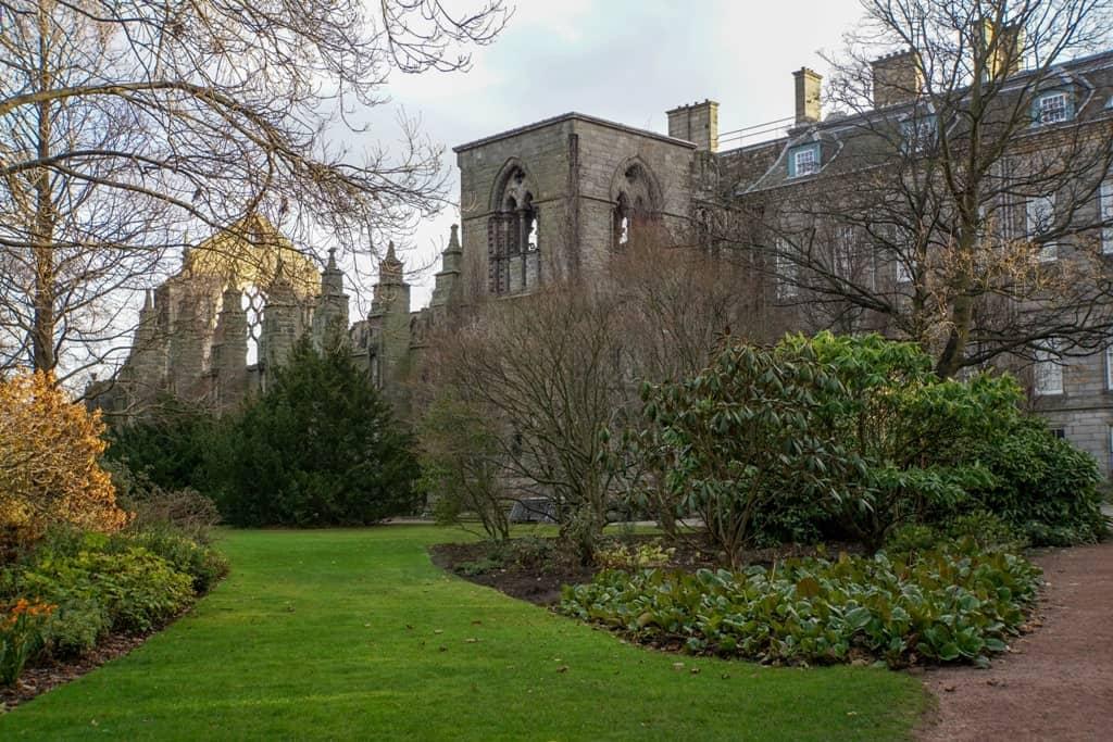 Holyrood Palace - 3 day Edinburgh itinerary