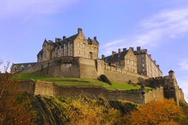Edinburgh Castle - how to spend 3 days in edinburgh, Scotland