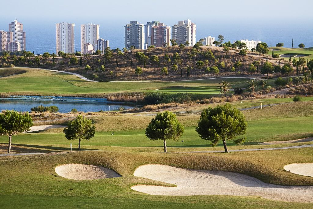 Golf - things to do in Benidorm, Spain