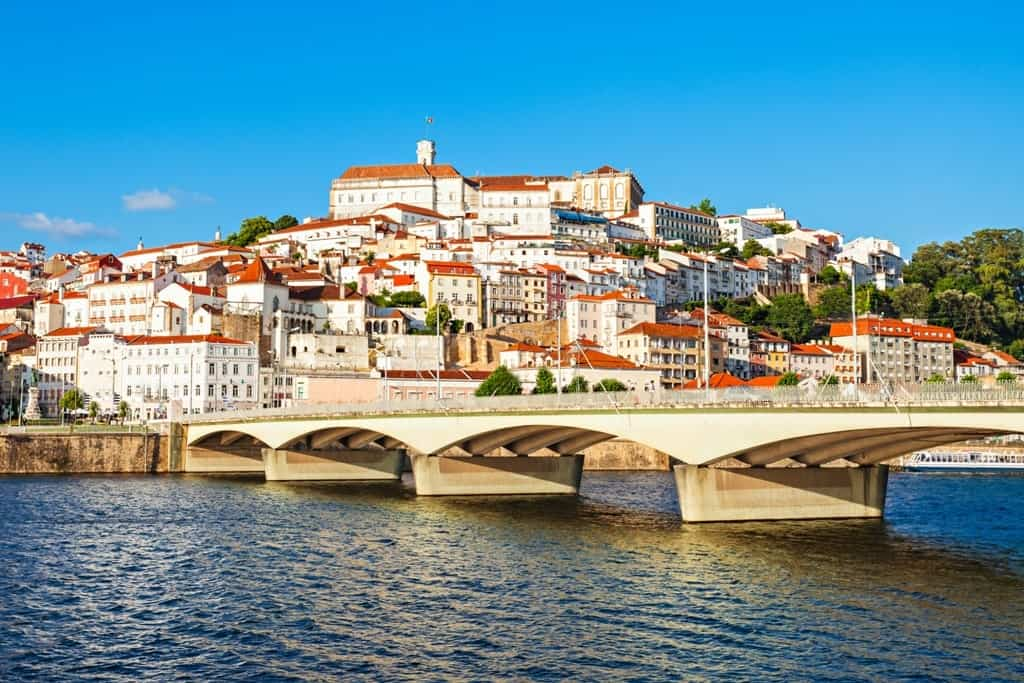 Coimbra - best day trips from Lisbon