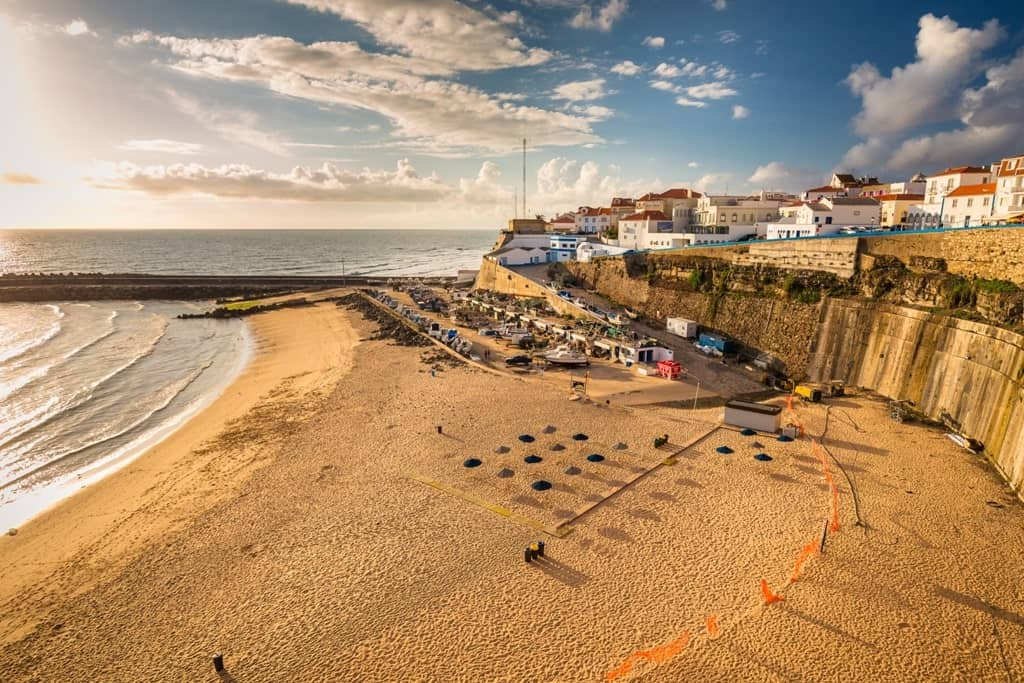 Ericeira - best day trips from Lisbon