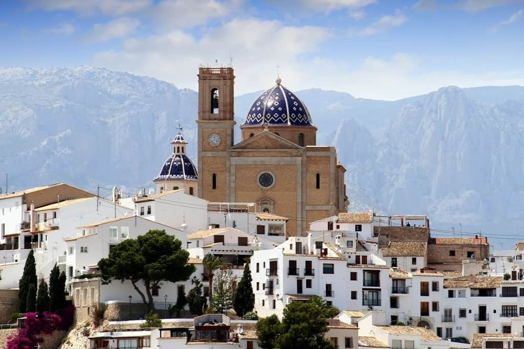 Altea - things to do in Benidorm, Spain