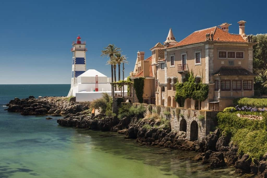 Cascais - great day trip from Lisbon