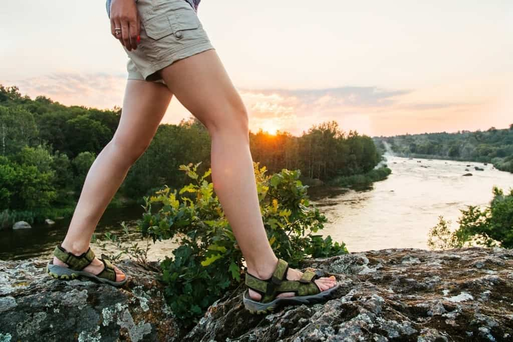 best comfortable walking sandals for women