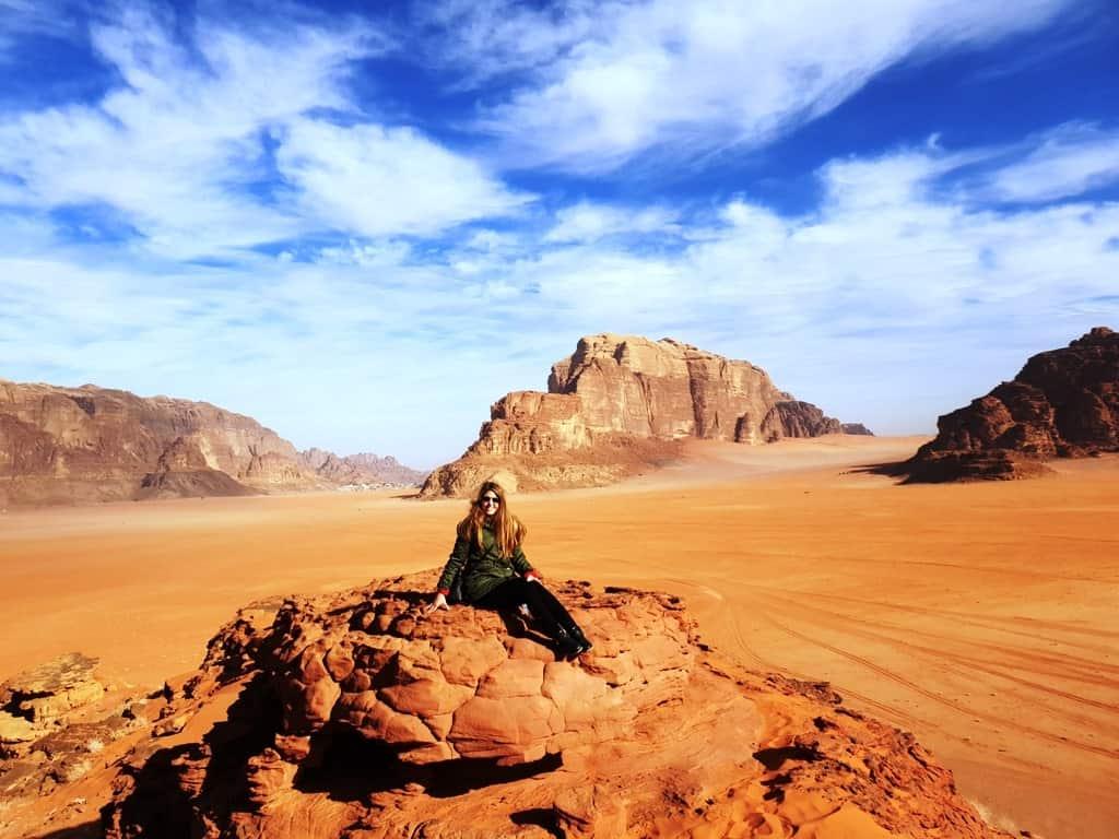 Wadi Rum - Jordan itinerary