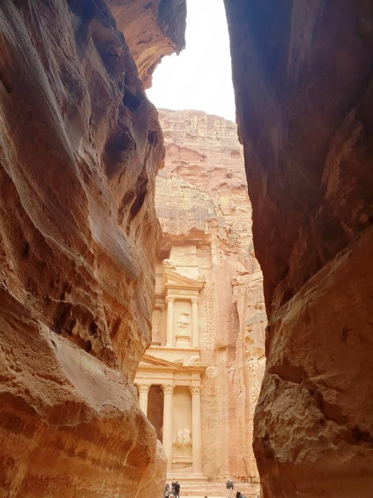 Petra Jordan itinerary