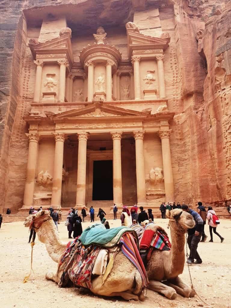 Petra - Jordan itinerary 7 days