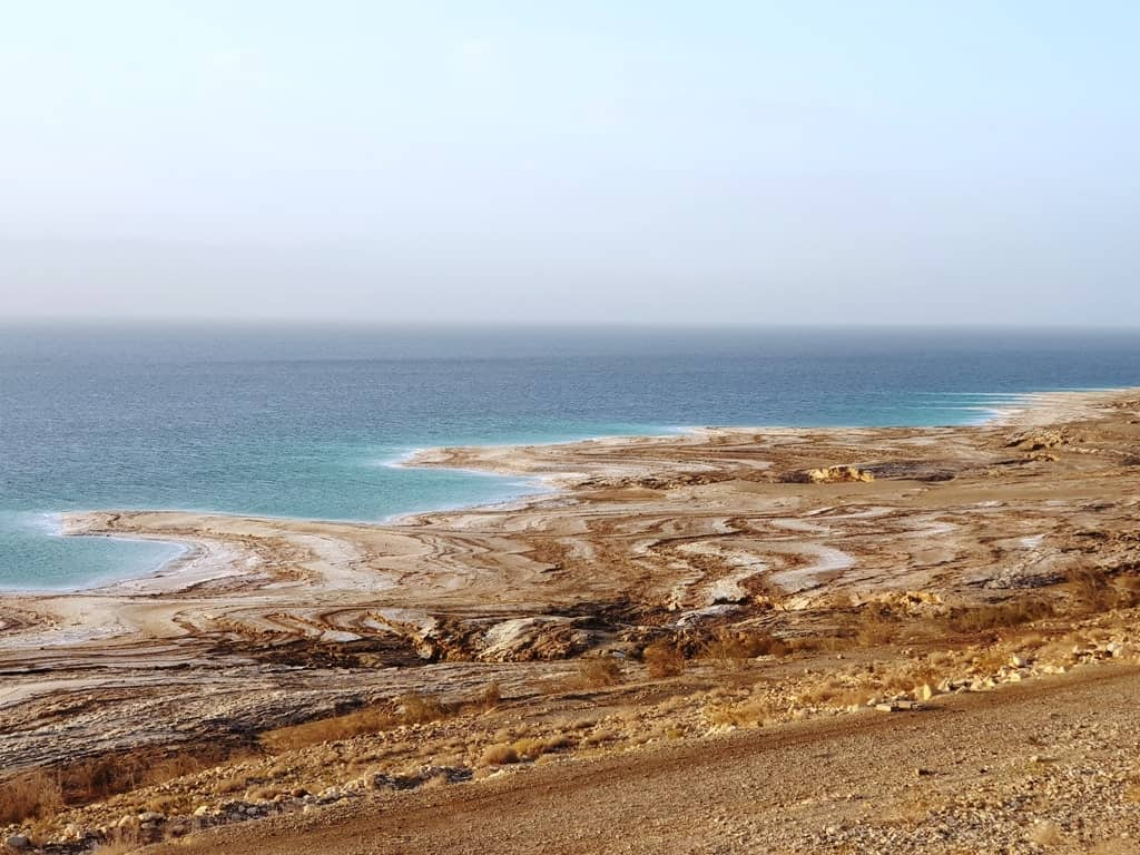The Dead Sea /Jordan itinerary