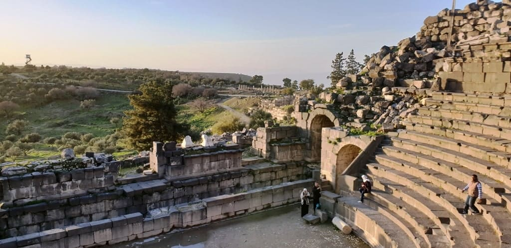 Umm Qays - Jordan itinerary
