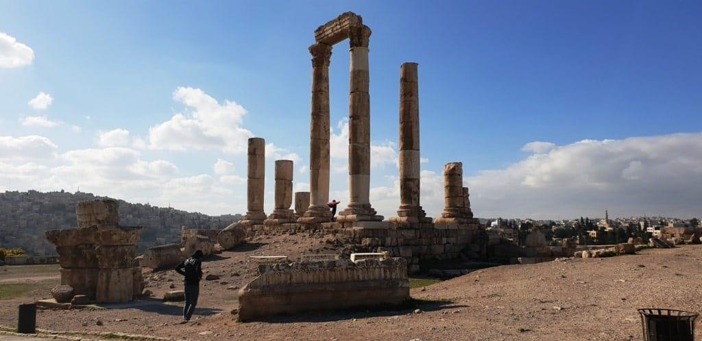 Jordan itinerary Amman