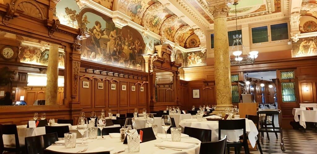 Zum Kropf - where to eat in Zurich  in winter