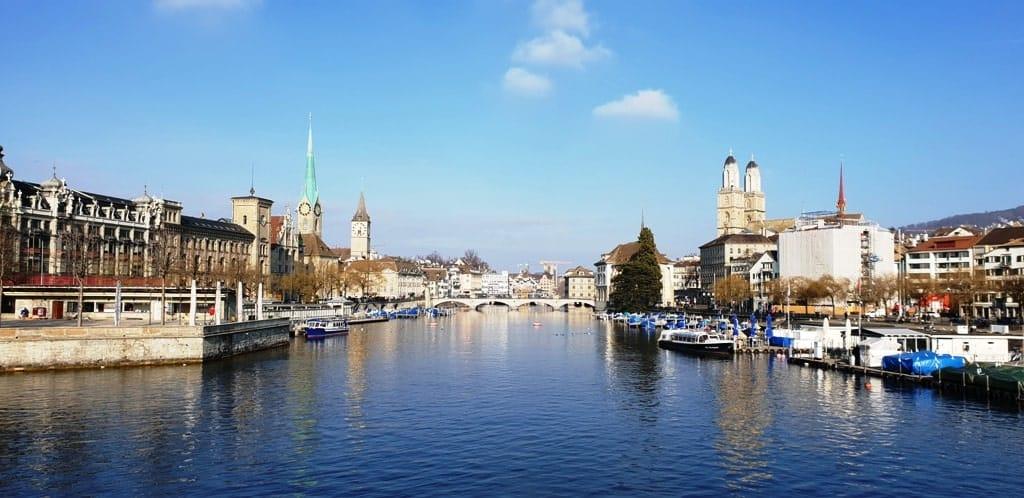 2 days in Zurich in winter