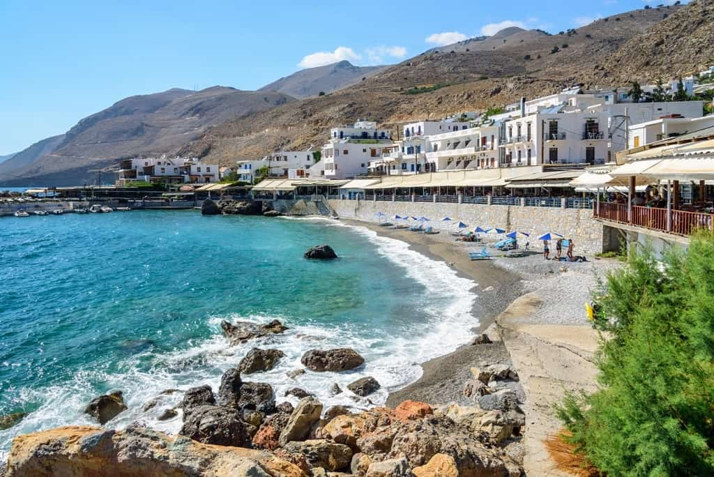 Where to stay in Crete - Hora Sfakion