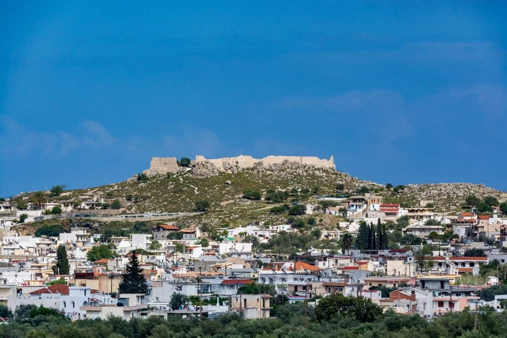 where to stay in Rhodes - Archangelos