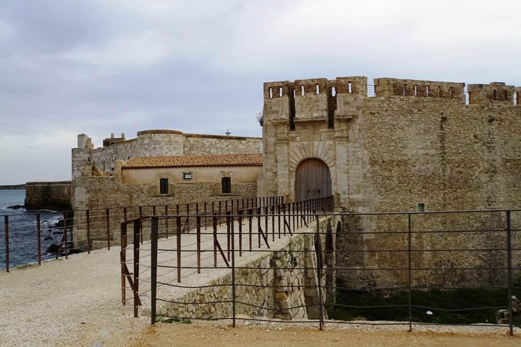 Maniace Castle Origia Sicily