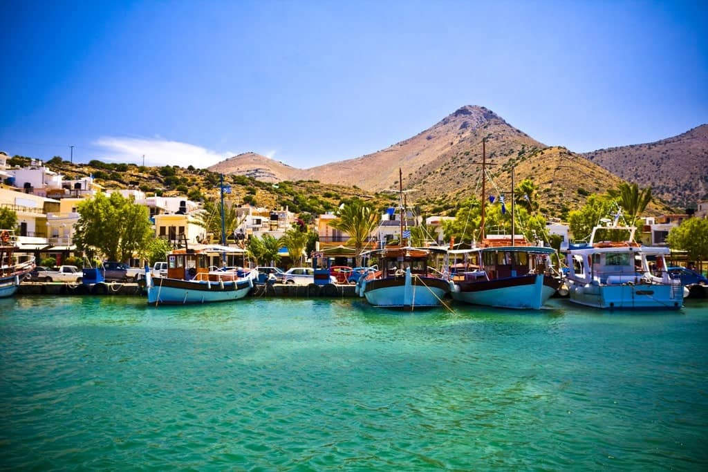 The best places to stay in Crete: Elounda